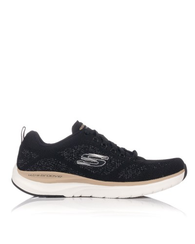 Zapatilla ultra groove royal Hombre Skechers 232030 BLK