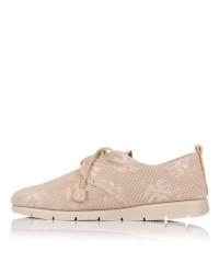 Zapato cordones piel Mujer 48 horas 1801