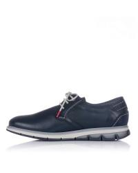 Zapato sport cordones piel Fluchos F0776
