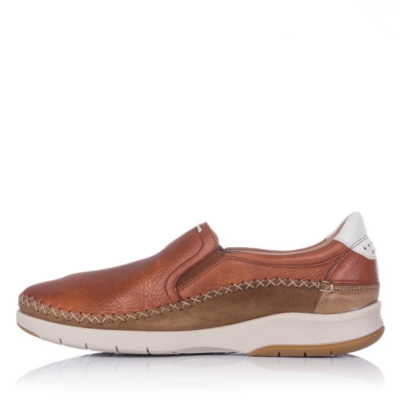 Zapato mocasin sport piel