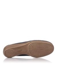 Zapato kiowa piel cuña Mujer 48 horas 3004