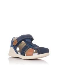 Sandalia piel Niños Biomecanics 202184