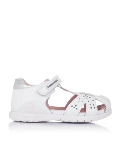 Sandalia piel Niñas Biomecanics 202165