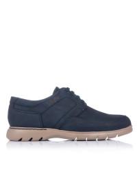 Zapato cordones nobuck Hombre Callaghan 15905