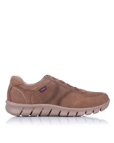 Zapato piel sport elasticos Hombre Callaghan 42800