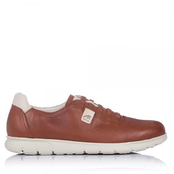 Zapato sport elasticos piel Hombre Fluchos F0848