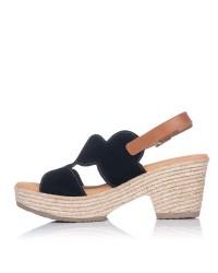 Sandalia ante plataforma Oh my sandals 4698
