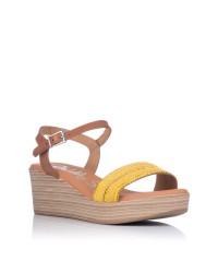 Sandalia fantasia cuña Oh my sandals 4686