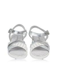 Sandalia piel combinada Niñas Gomez 4105