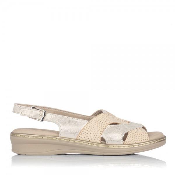 Sandalia piel confort Pitillos 6603
