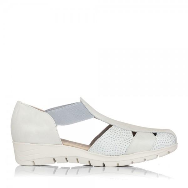Sandalia piel elasticos Mujer Pitillos 2004
