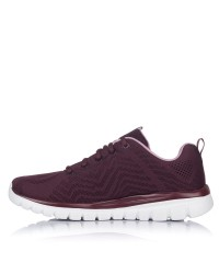 Graceful get connected Mujer Skechers 12615 WINE