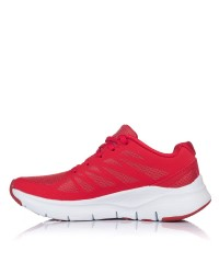 Arch fit vivid memory Mujer Skechers 149055 RED