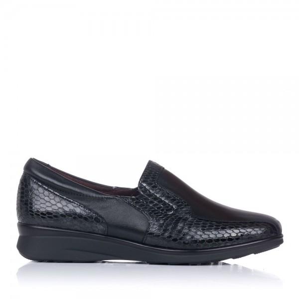 Zapato mocasin confort piel Pitillos 6302