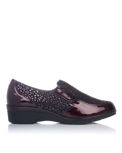 Zapato mocasin piel classicc Mujer Pitillos 6310