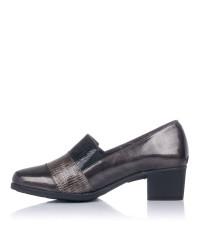 Zapaton combinado piel tacon Doctor cutillas 42616