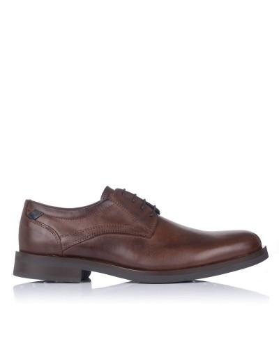 Zapato piel con cordones Gomez 200 P
