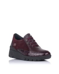 Zapato sport piel elasticos Laura azaña 25203