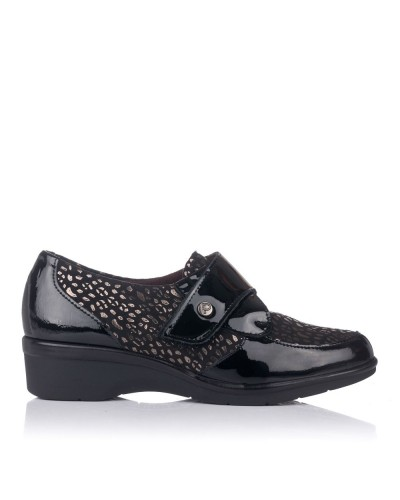 Zapato velcro piel clasicc Pitillos 6311
