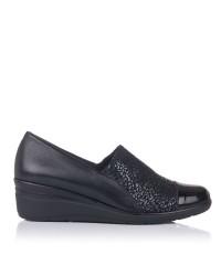 Zapato elastico cuña Pitillos 6320