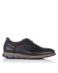 Zapato piel cordones sport Fluchos F0979