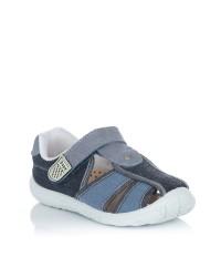 Sandalia sport lona combinada Niños Zapy Y70112