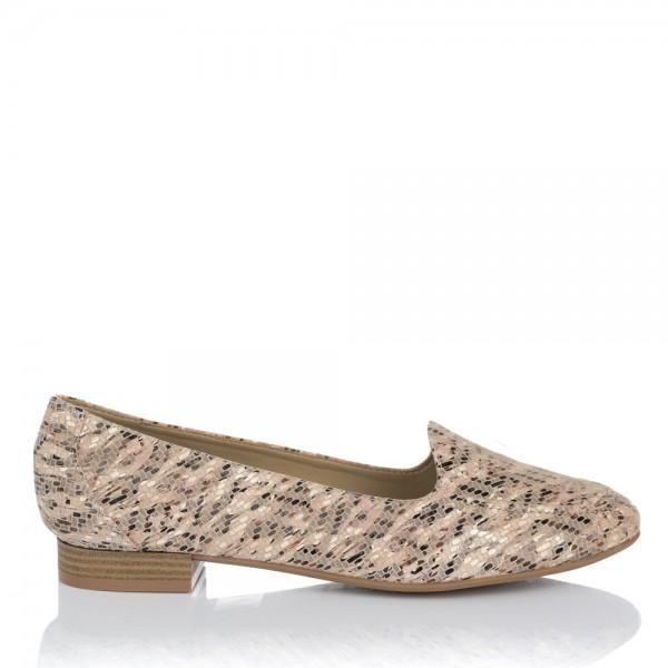 Zapato piel con bajo Mujer Maria jaen 2000