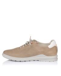 Zapato deportivo nobuck Fluchos 1158