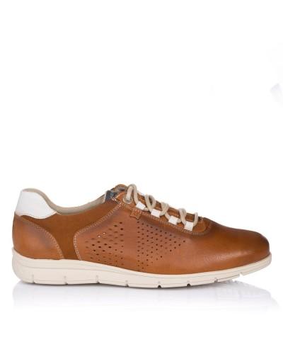 Zapato deportivo piel...