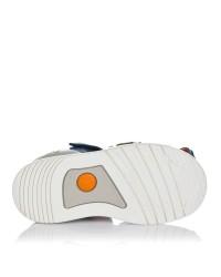 Sandalia piel velcro Biomecanics 212188 A