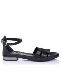 Sandalia talon cerrado plana Oh my sandals 4816