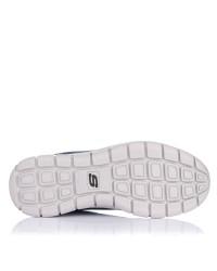 Zapatilla track scloric Skechers 52631 NVY
