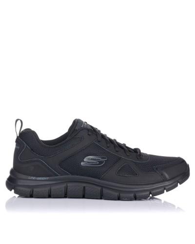 Zapatilla track scloric Skechers 52631 BBK