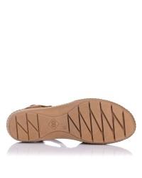 Sandalia cerrada sport piel Giorda 28841