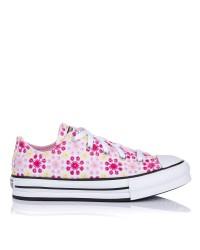 Zapatilla plataforma flores Converse 671285