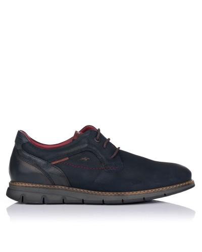 Zapato piel cordones sport...