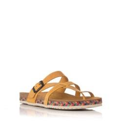 sandalias planas mujer