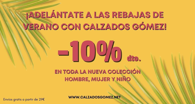 10% verano